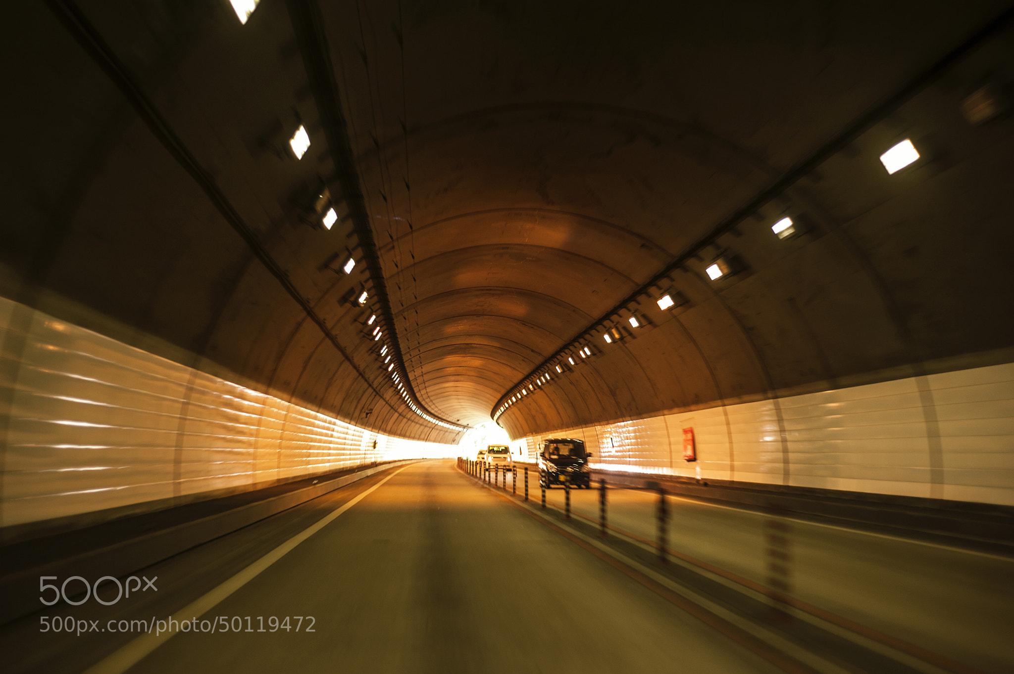 Photograph The Tunnel by hugh dornan on 500px