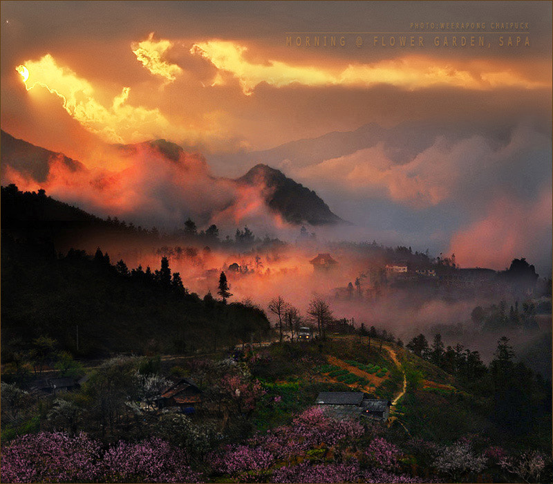 Photograph Early morning @ Sapa by Weerapong Chaipuck on 500px