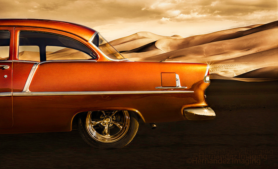 Photograph 1955 Chevy 210 by Peter Hernandez on 500px