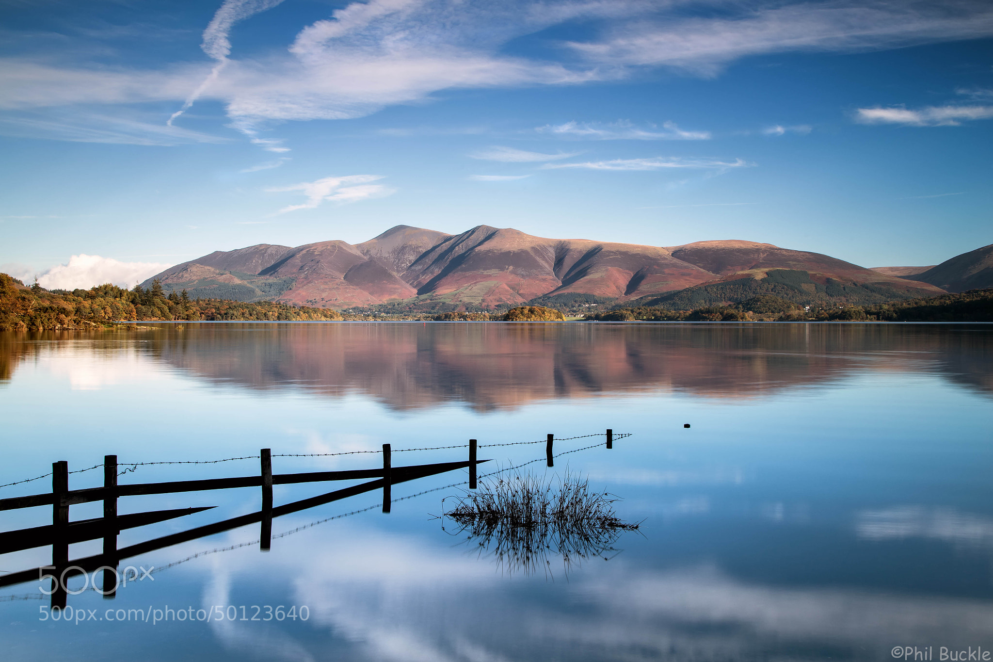 Photograph Skiddaw Reflection by Phil Buckle on 500px