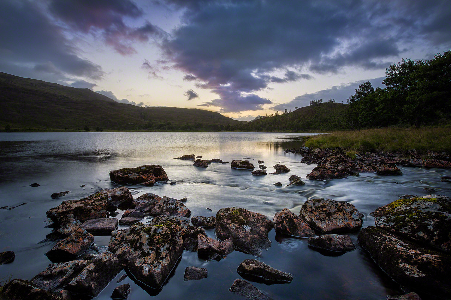 Photograph Loch Carrie Sunrise by Craig McCormick on 500px
