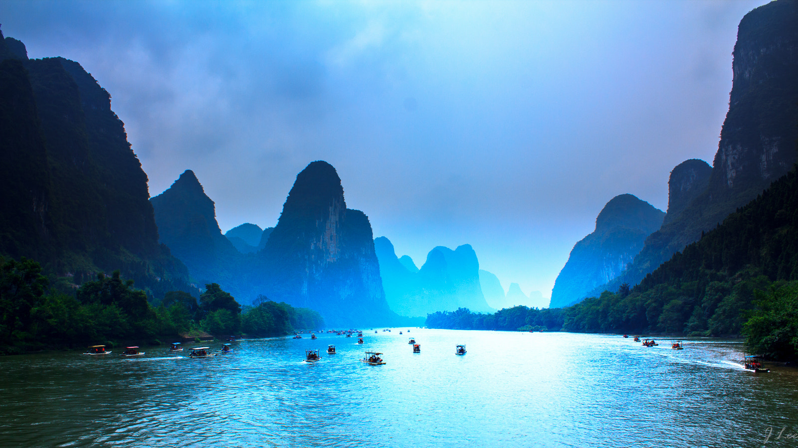 Photograph Guilin by James Lee on 500px