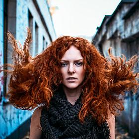 Anna Vesna by Daria Modyagina on 500px.com