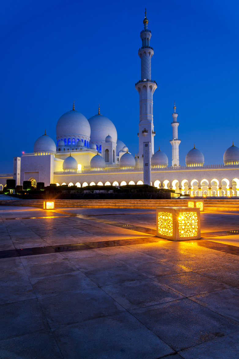 Photograph Sheikh Zayed Grand Mosque by Salman Ahmad on 500px