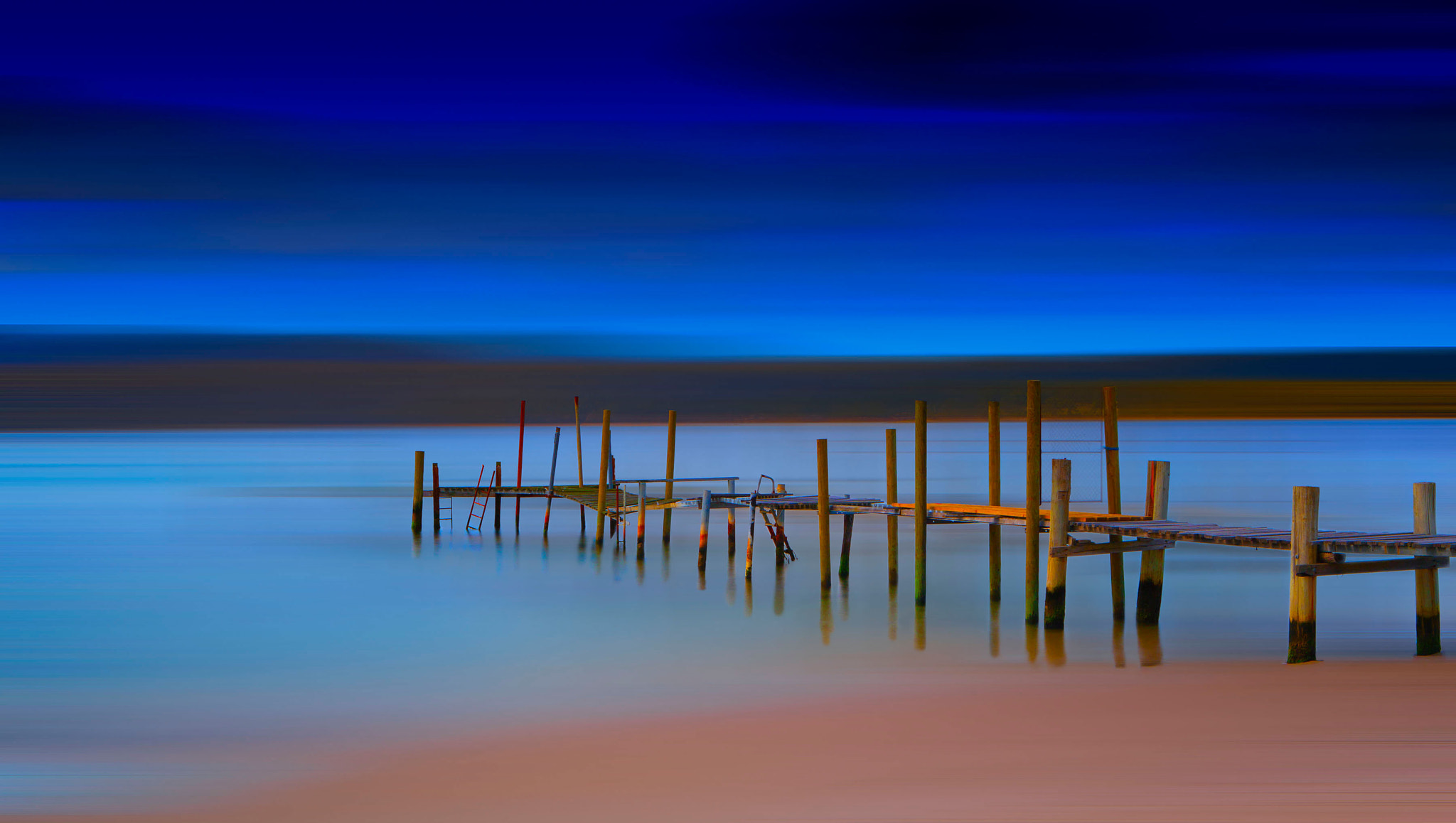 Photograph Old Jetty by Margaret Morgan on 500px