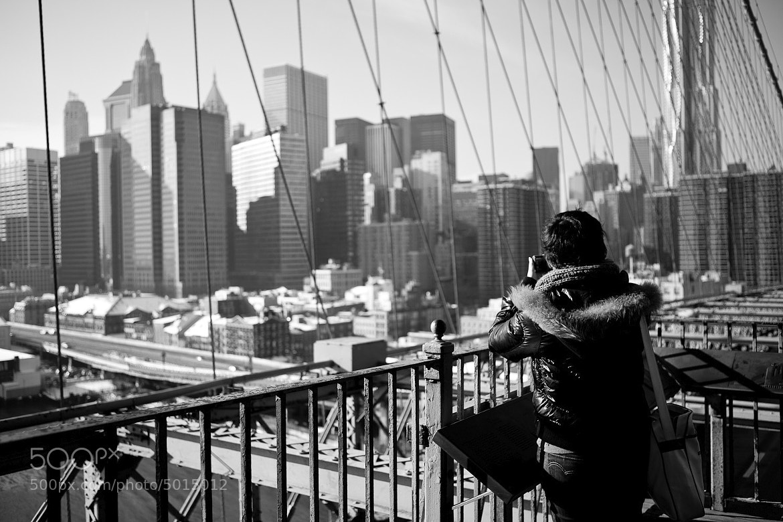 Photograph New York from the Brooklyn Bridge by Eduardo Arcos on 500px