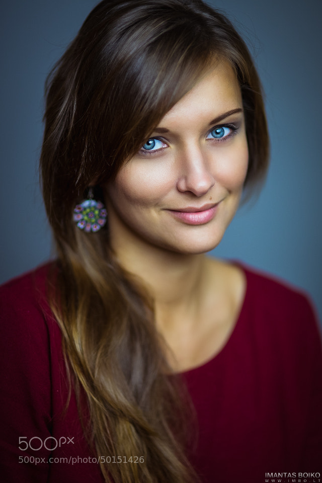 Photograph Behind Blue Eyes by Imantas Boiko on 500px