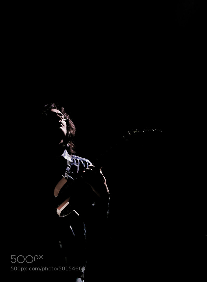 Photograph Blues Guitarist by dinesh shrestha on 500px