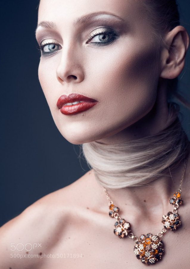 Marina by Сергей Шарков on 500px.com