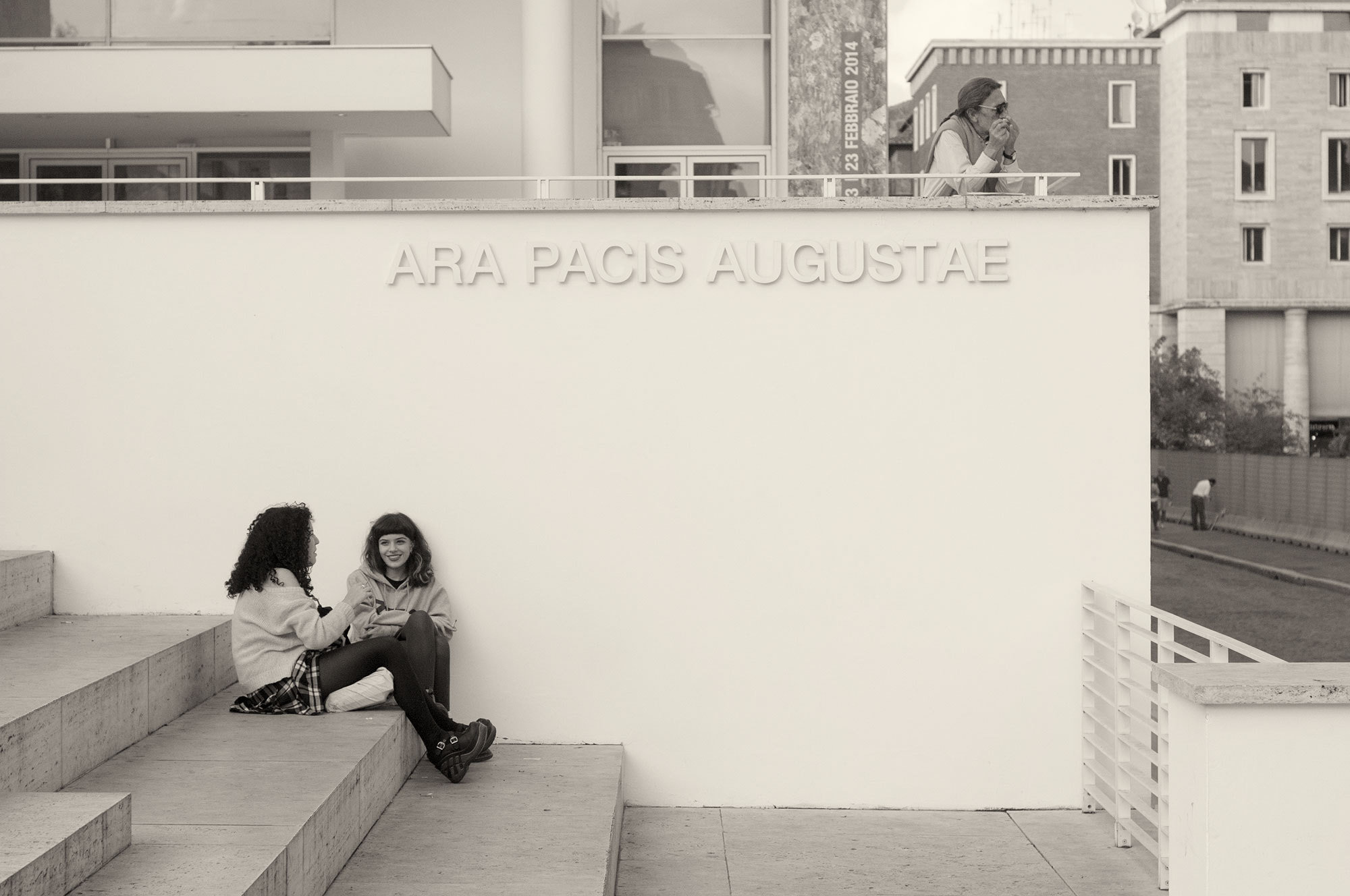 Photograph Ara Pacis Augustae by Marcello Ceraulo on 500px