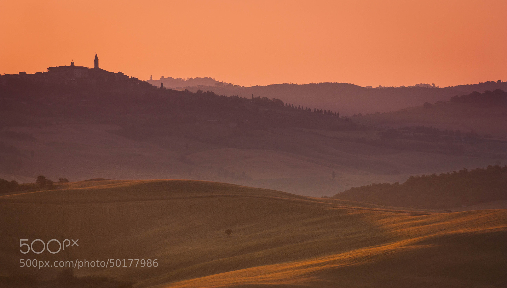 Photograph PIENZA by Stefano Termanini on 500px