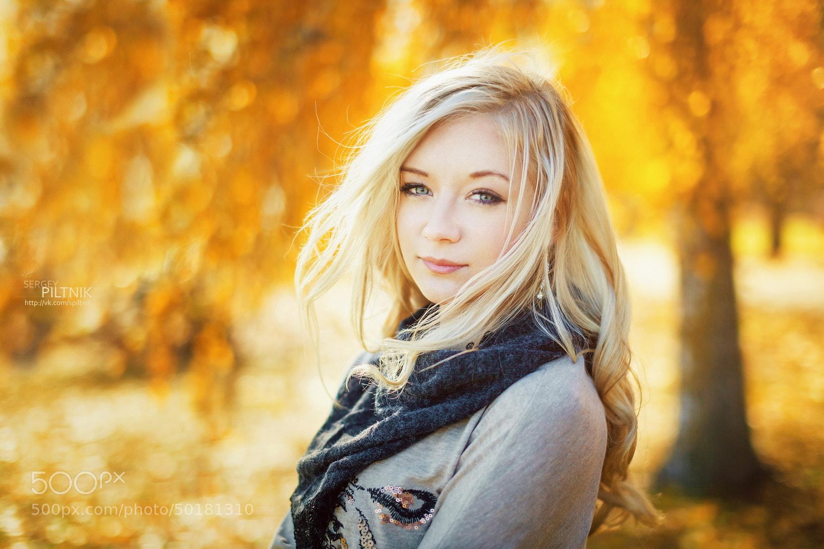 Photograph Melody of autumn by Serg  Piltnik (Пилтник) on 500px