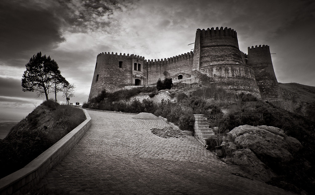 Photograph The Castle by Nima Moghimi on 500px