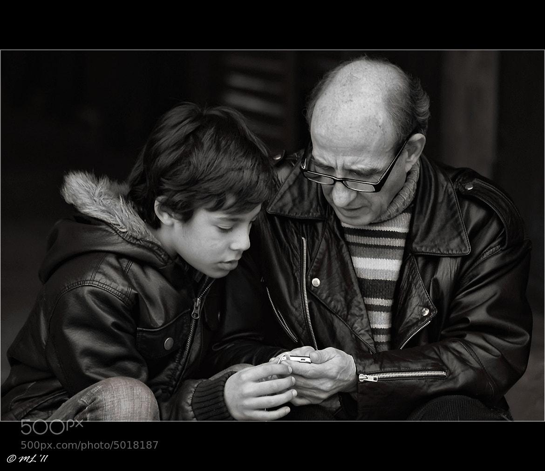 Photograph Generaciones / Generation by Manuel Lancha on 500px