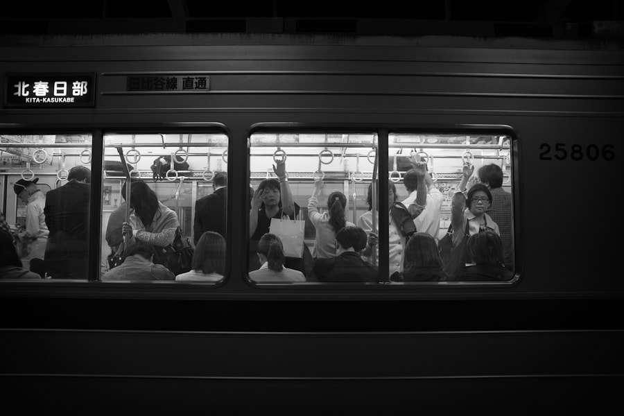 Photograph On Hibiya Line by Loic Labranche on 500px