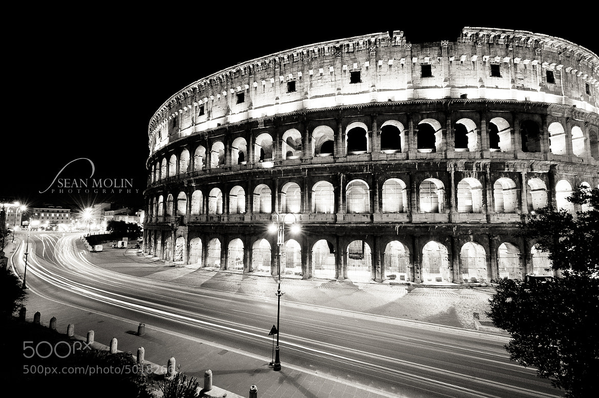Photograph Center of the Ancient World by Sean Molin on 500px