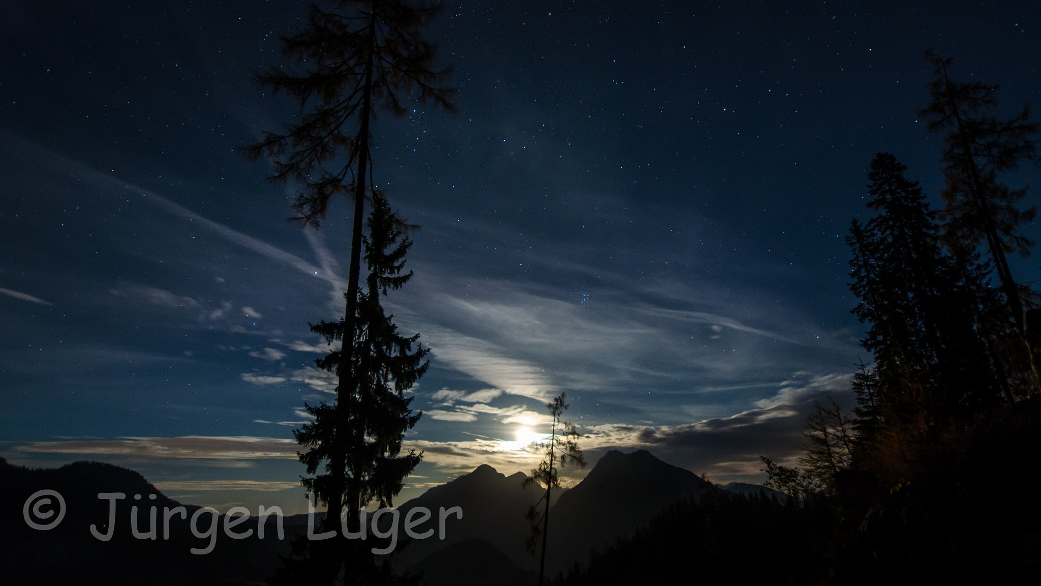 Photograph Night by Jürgen Luger on 500px