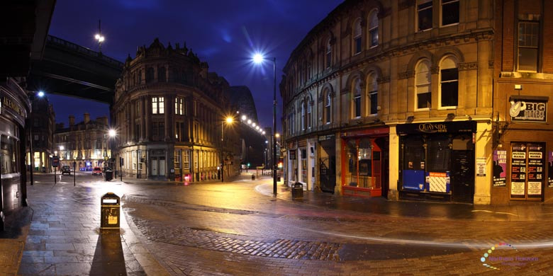 Photograph Newcastle Quayside by Andrew Whitaker on 500px