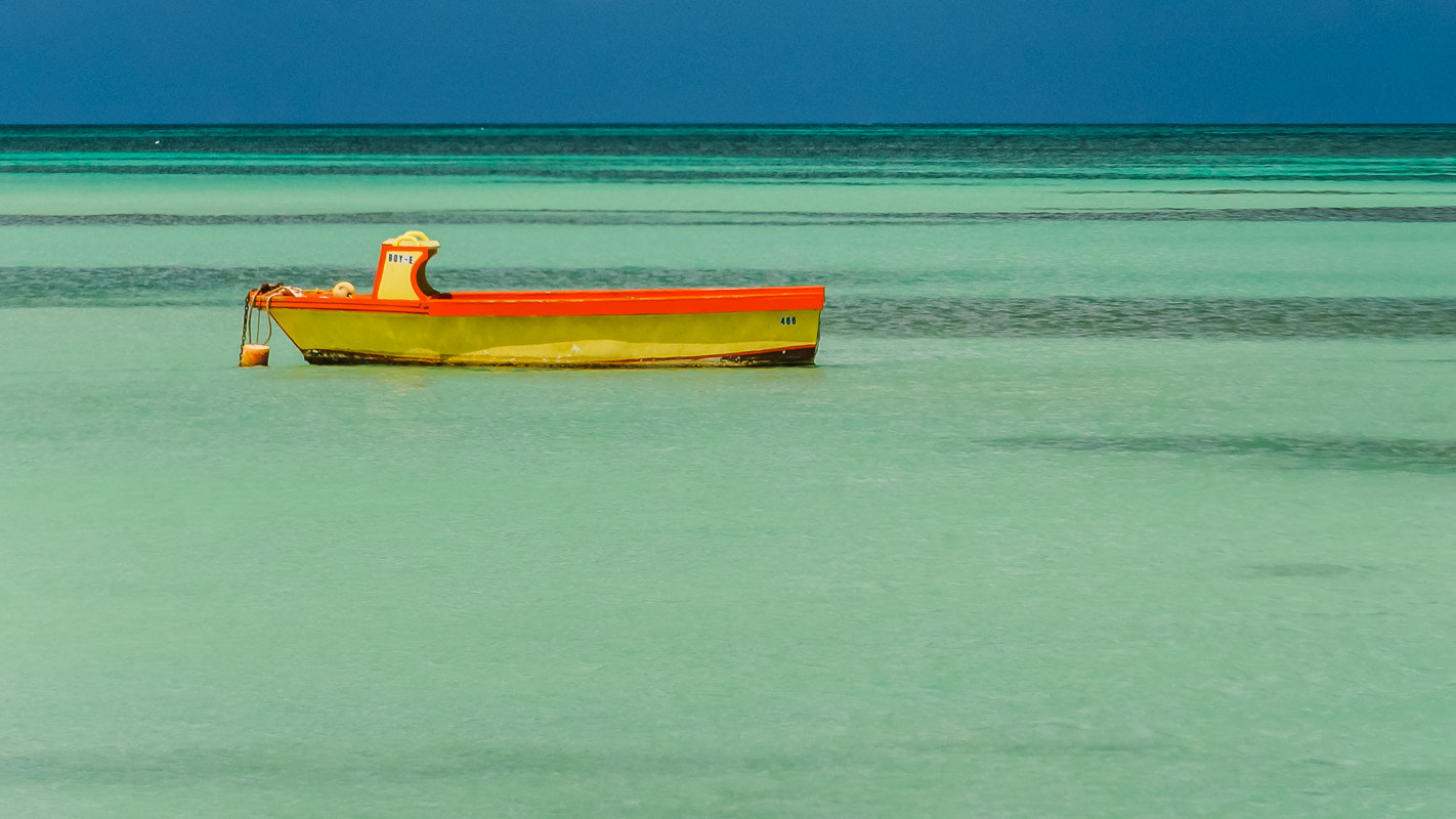 Photograph Bright Dinghy by Chilehead Craig on 500px