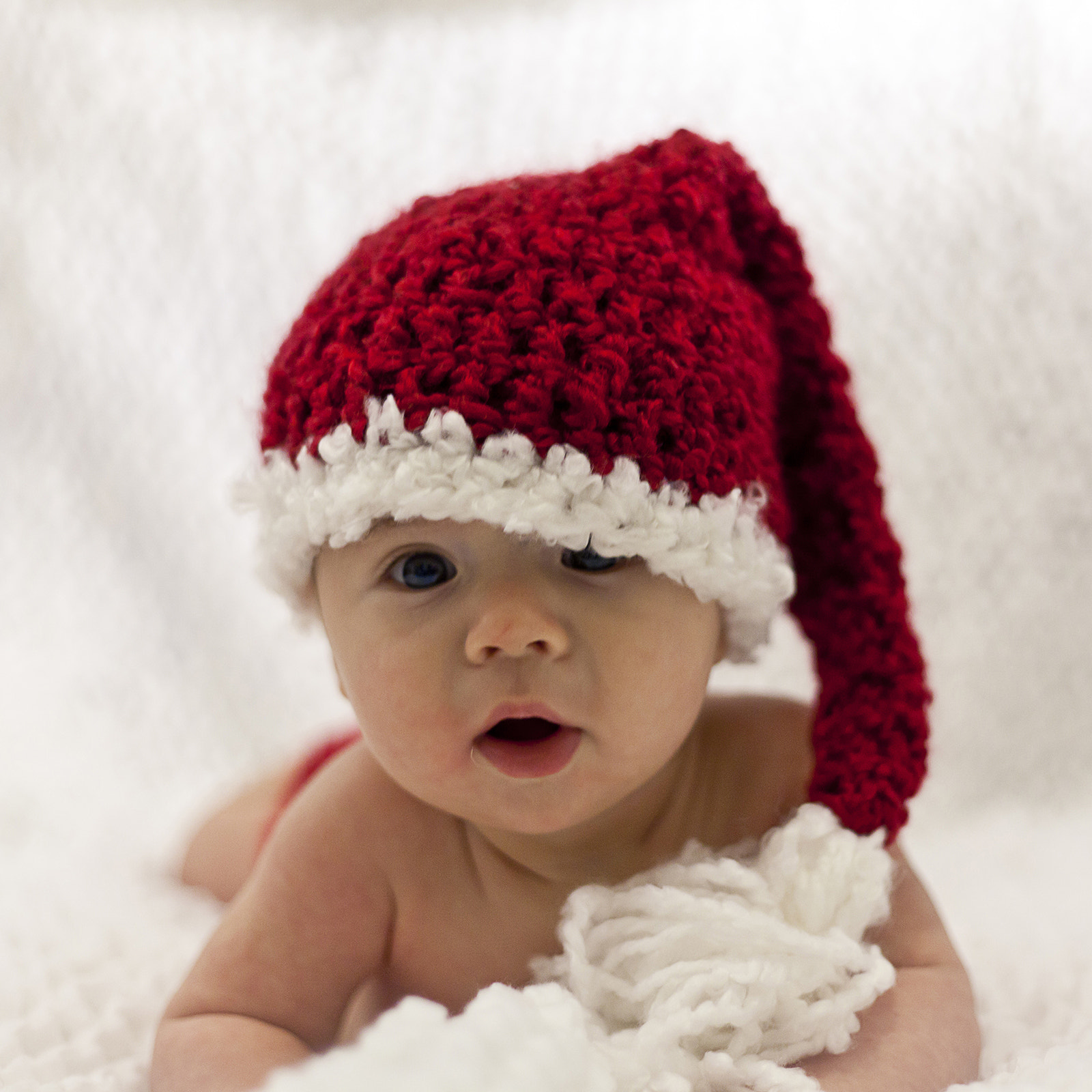Photograph Clément - Christmas Pretty Baby by Thibaut Daumont on 500px