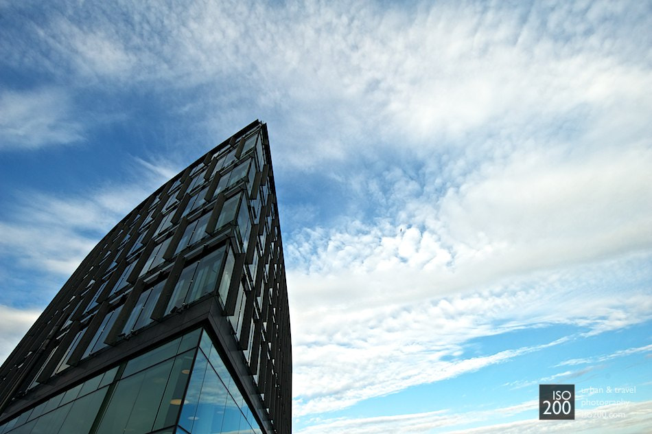 Photograph Glass and sky by Dave Fitch on 500px