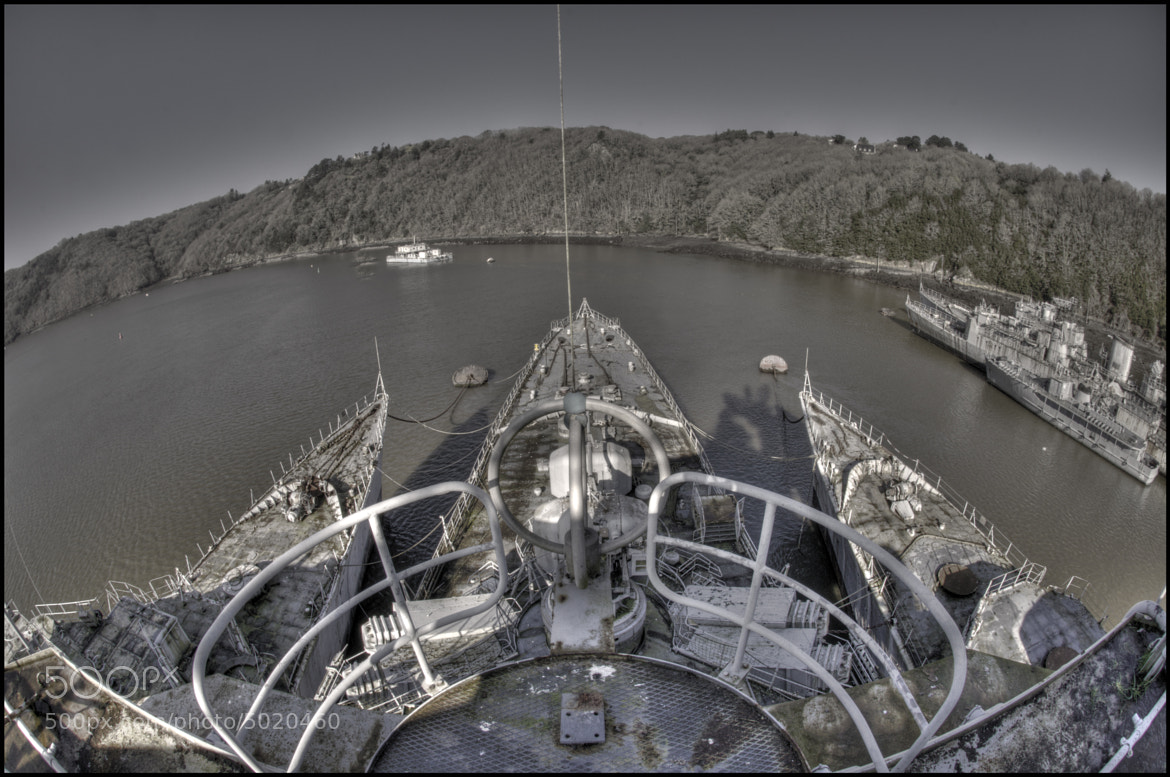 Photograph Ghostships HDr by Stijn Brands  on 500px