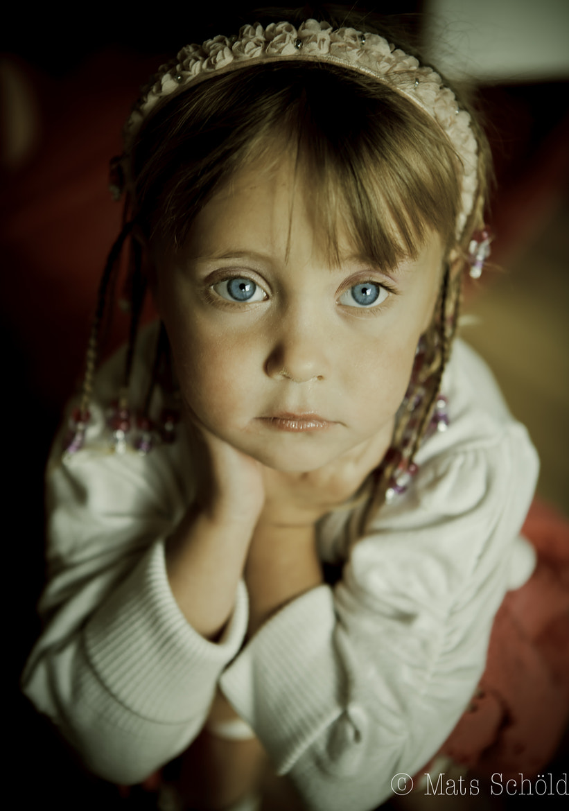 Photograph Molly by Mats  Schöld on 500px