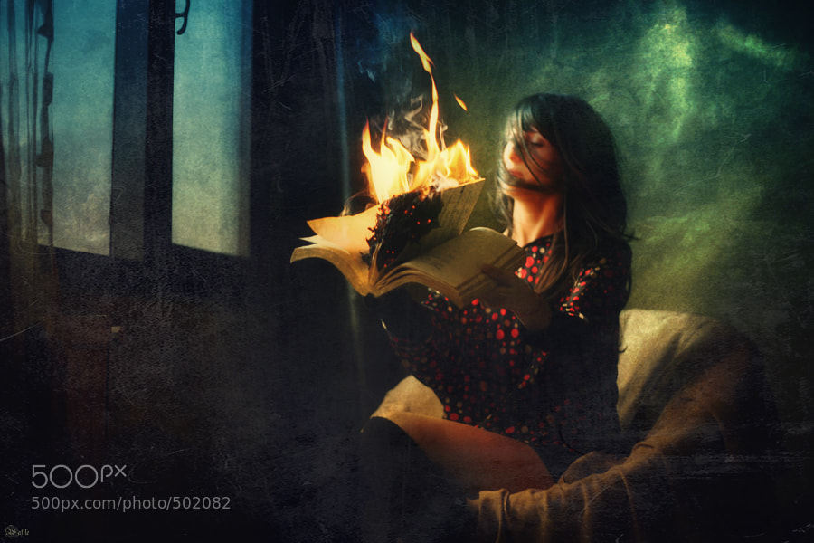 Photograph The Book Of Love by Kemal Kamil AKCA on 500px