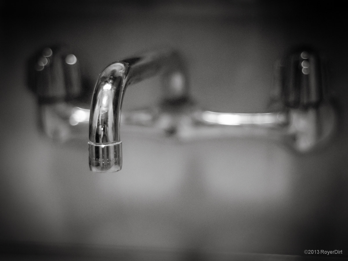 Photograph floating faucet by Royer Dirt on 500px