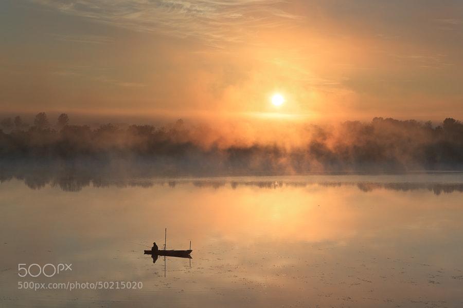 Photograph Рыбак и солнце by Саша aka SAS on 500px