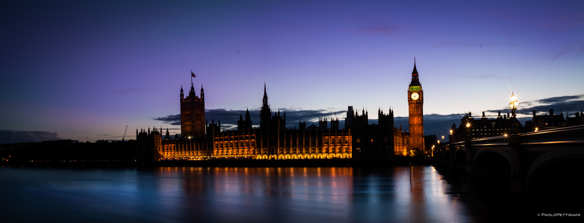 Photograph Big Ben - panorama by Paolo Pettigiani on 500px