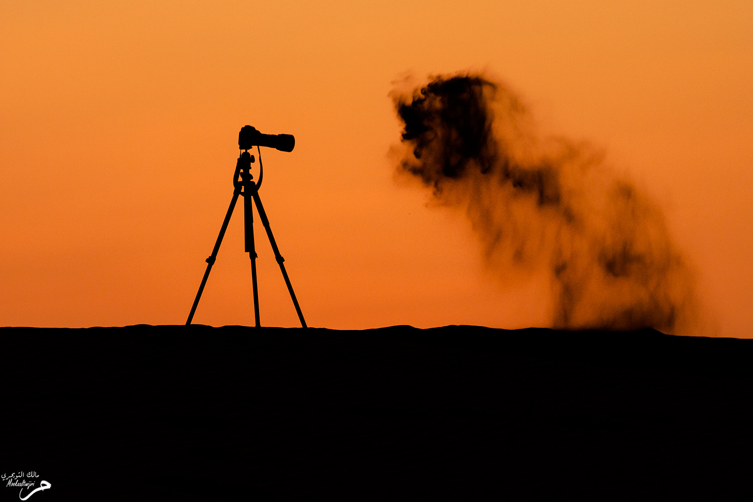 Photograph before  the Sunset Assad by mooka altwijri on 500px