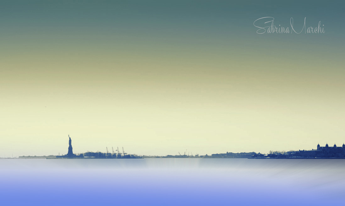 Photograph The Statue of Liberty. by Sabrina Marchi on 500px