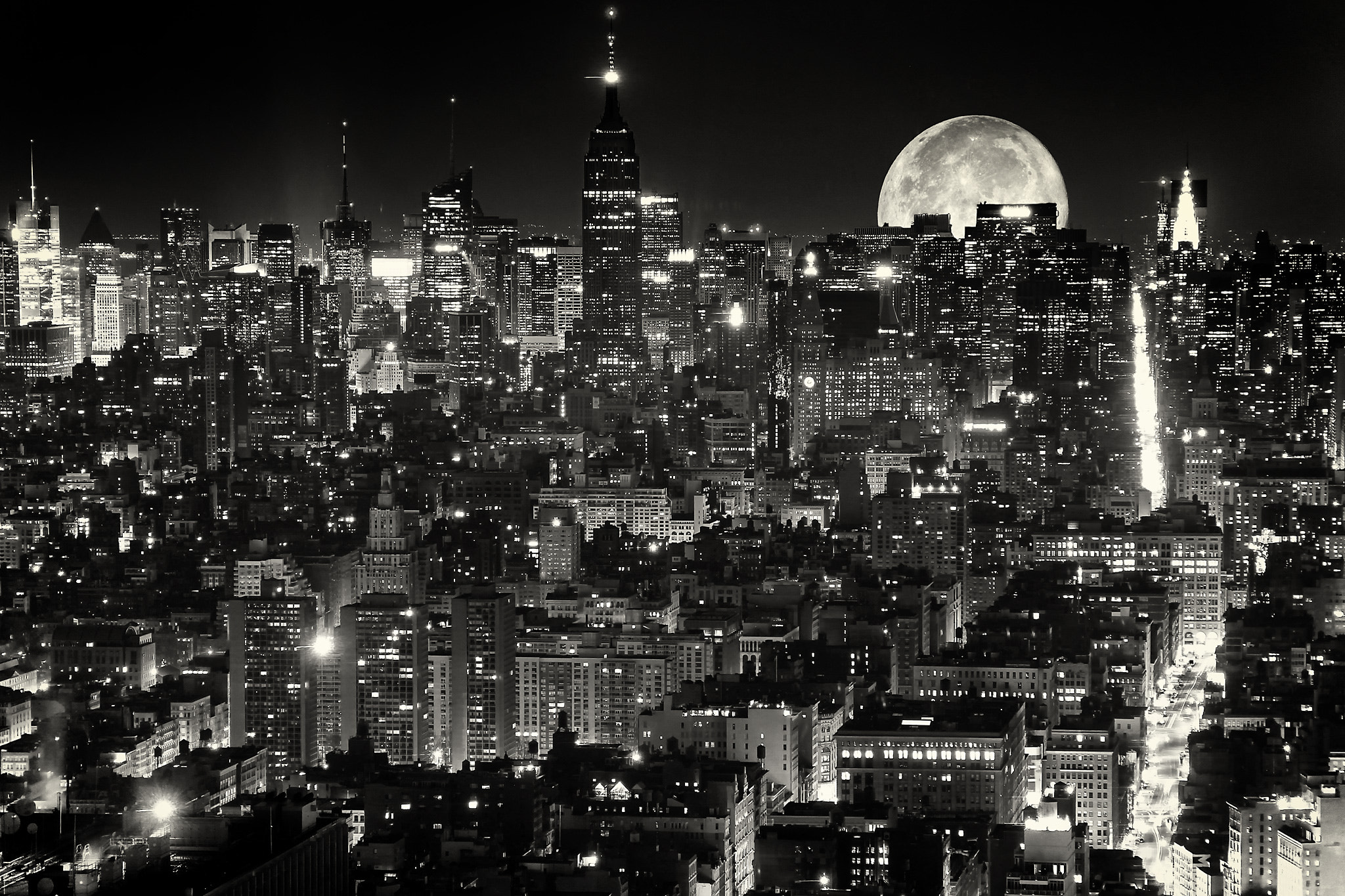 Photograph The city that never sleeps by Alex Teuscher on 500px
