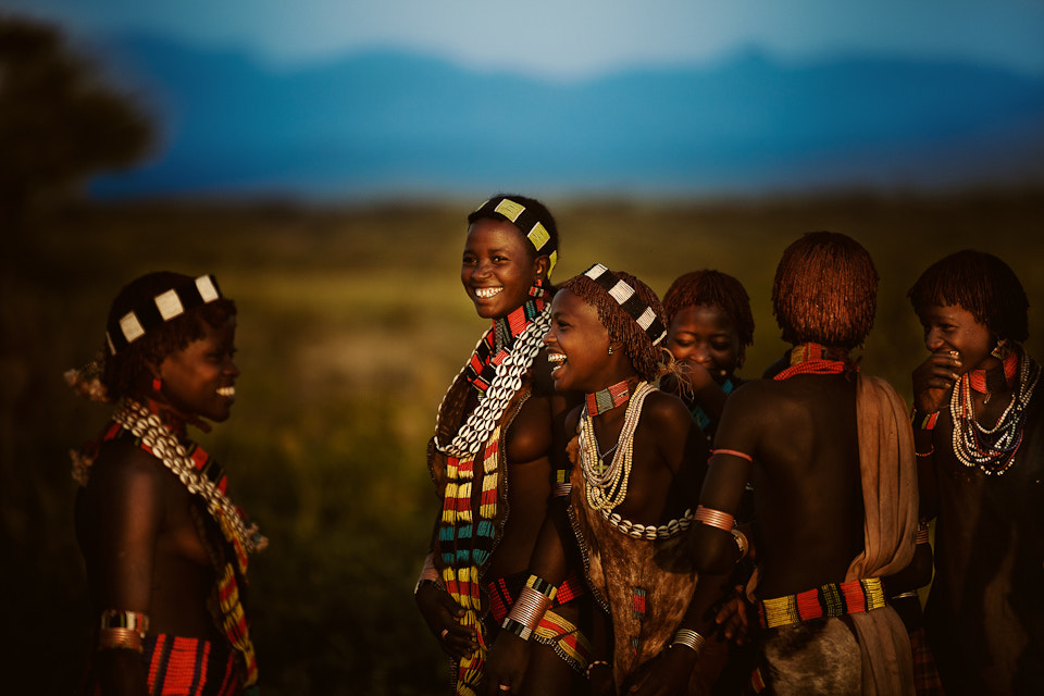Photograph Tribe by Dmitri  Markine on 500px
