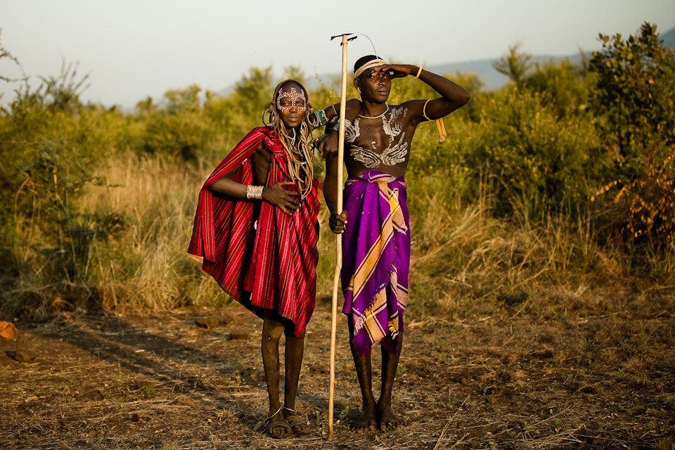 Photograph Mursi Tribe by Dmitri  Markine on 500px