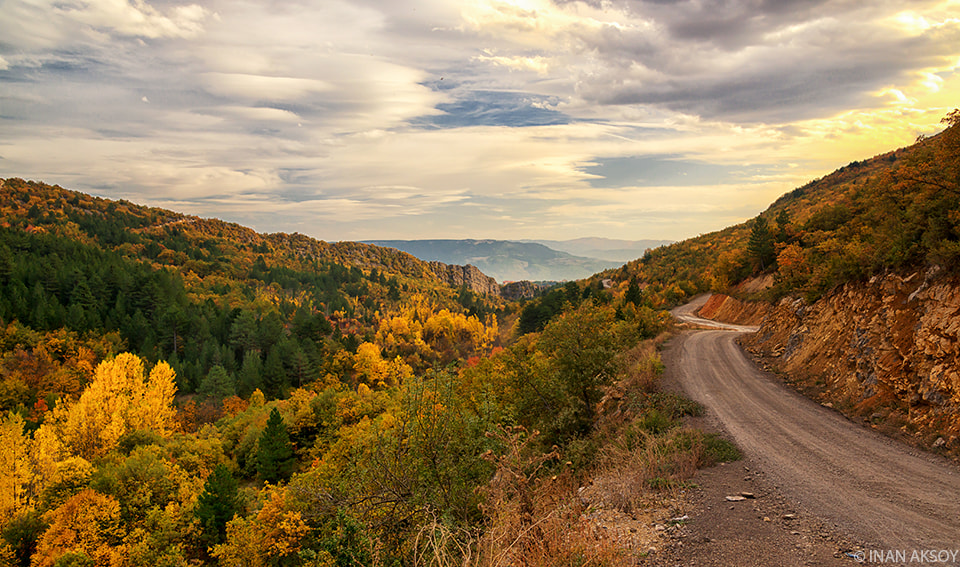 Photograph Mountains of Safranbolu by Inan Aksoy on 500px
