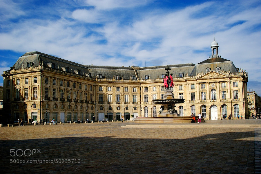 Bordeaux 04 by wenmusic * on 500px.com