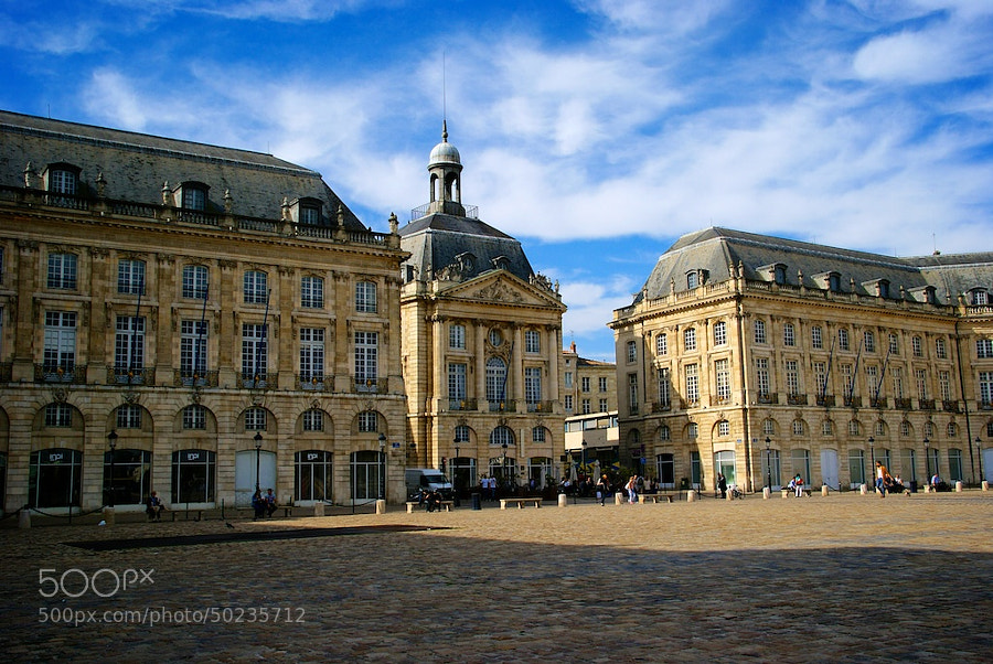 Bordeaux 05 by wenmusic * on 500px.com