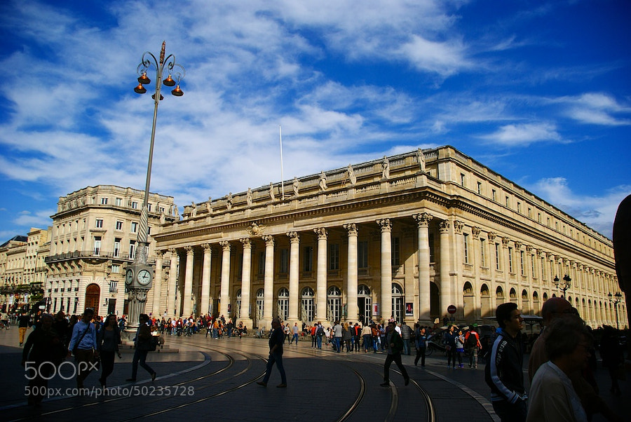 Bordeaux 15 by wenmusic * on 500px.com