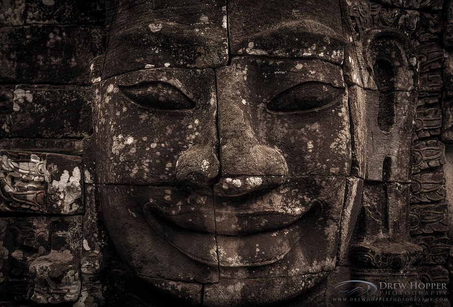 Photograph Temple Of Smiles by Drew Hopper on 500px