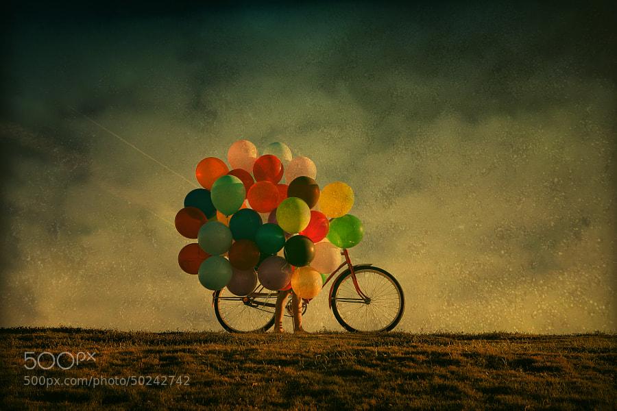 Photograph Balloons by Tiffany Zettlemoyer on 500px