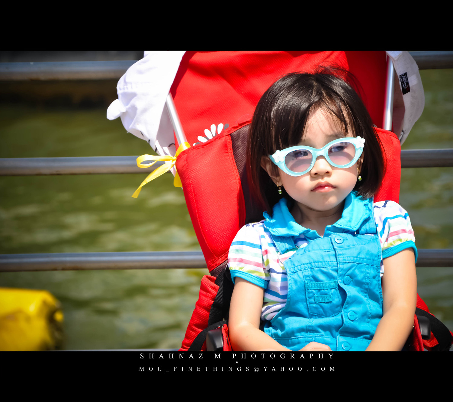 Photograph Little Miss Stylish.. by Shahnaz M on 500px