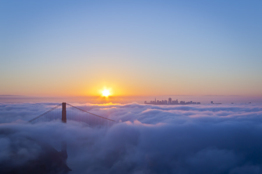 Morning Fog by sam wirch on 500px.com