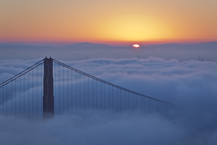 Morning Fog by sam wirch on 500px.com
