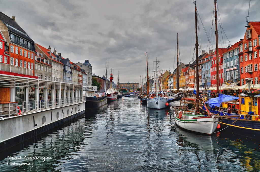 Photograph Nyhavn, Copenhagen by Chant Asaduryan on 500px