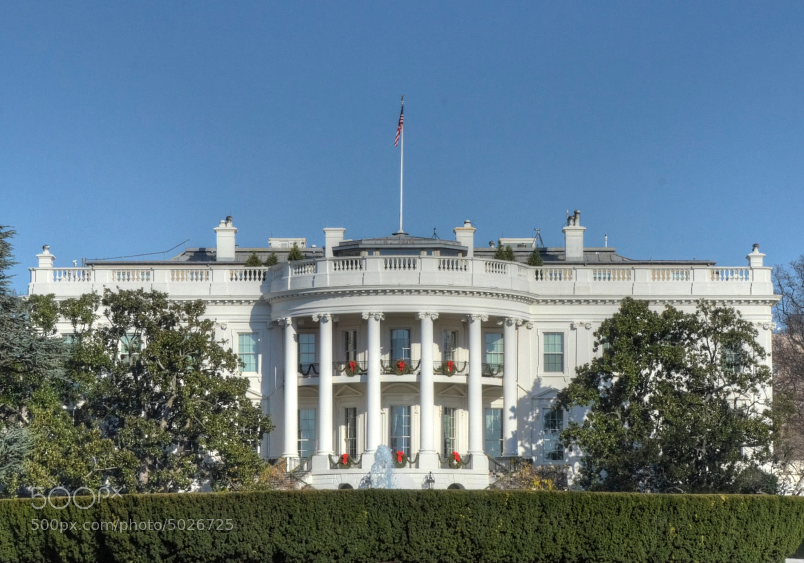 Photograph White House by James Neville on 500px
