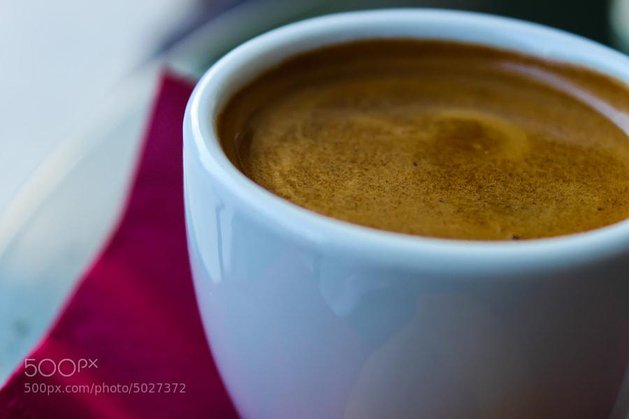 Greek Espresso