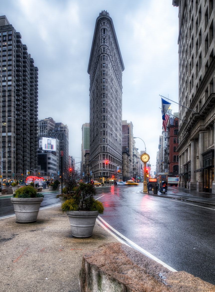 Photograph Flat Iron Building by Tom Baker on 500px