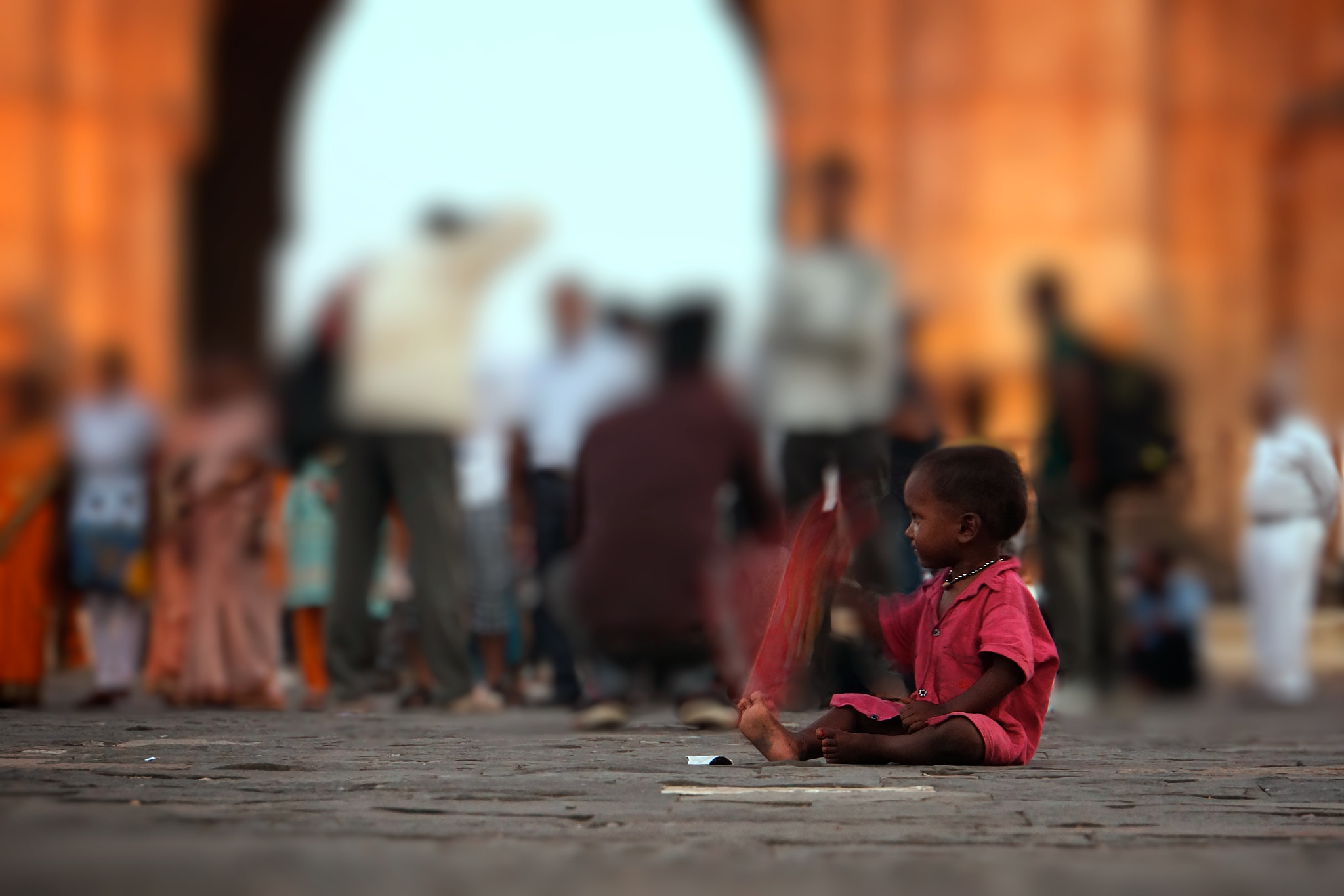 Photograph In My Own World by Sunil Chawla on 500px